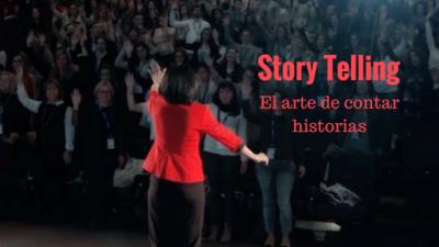 Eva Barranco- Story telling