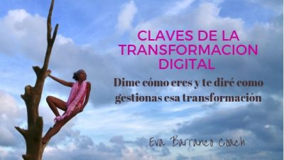 Transformación digital - Eva Barranco- AU Consultores